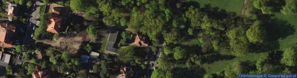 Zdjęcie satelitarne Banacha Stefana ul.