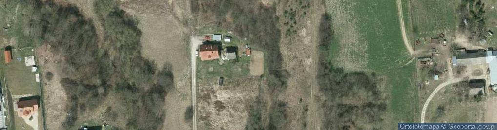 Zdjęcie satelitarne Bełwin ul.