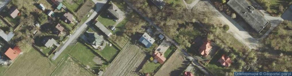 Zdjęcie satelitarne Berezeckiego Zygfryda, ks. ul.