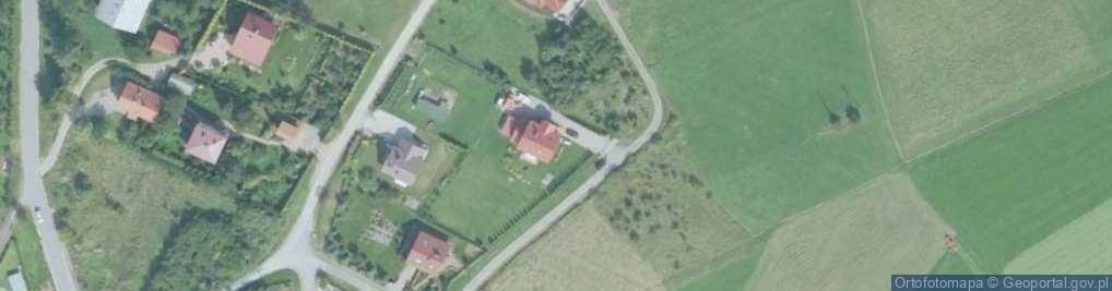 Zdjęcie satelitarne Beka Józefa ul.