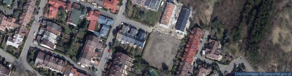 Zdjęcie satelitarne Berylowa ul.