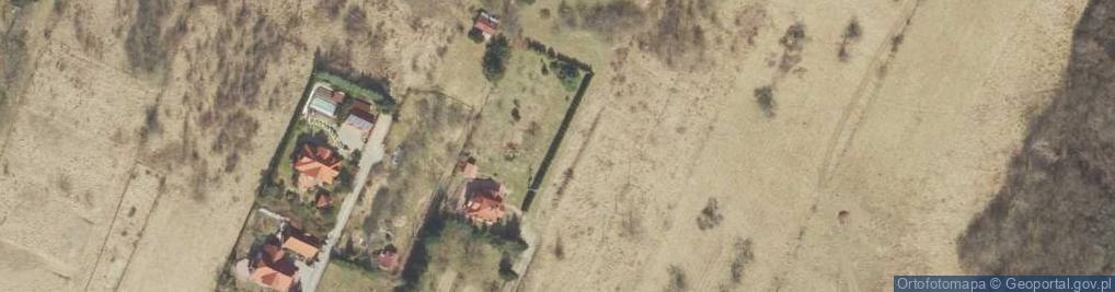 Zdjęcie satelitarne Bełwińska ul.
