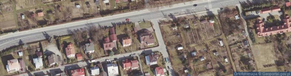 Zdjęcie satelitarne Betleja Stanisława, kpt. ul.