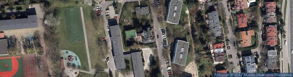 Zdjęcie satelitarne Bełska ul.