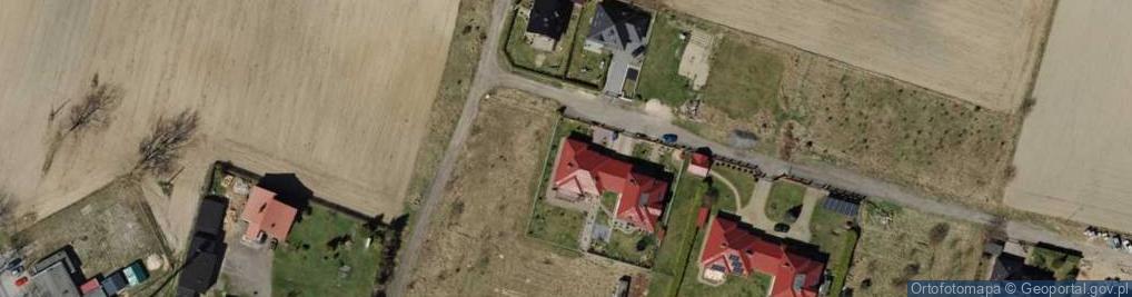 Zdjęcie satelitarne Bielak Janki ul.