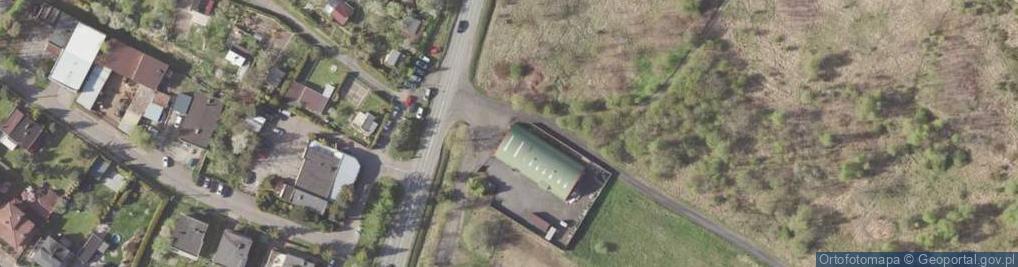 Zdjęcie satelitarne Bielska ul.
