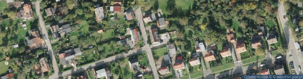 Zdjęcie satelitarne Biniasa Pawła ul.