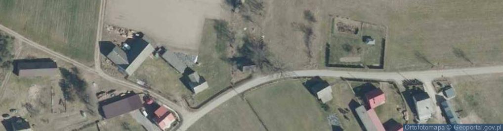 Zdjęcie satelitarne Boguszki ul.