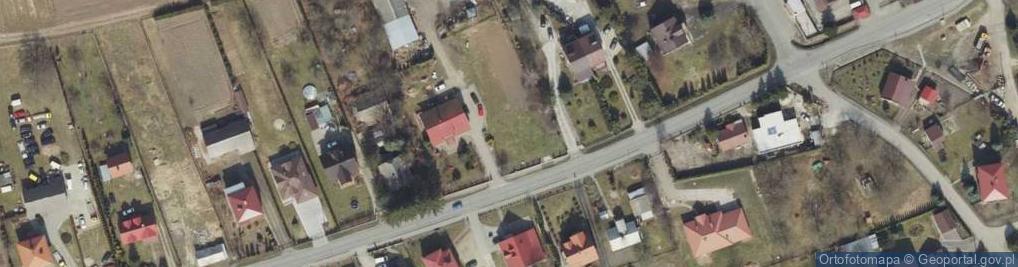 Zdjęcie satelitarne Bolestraszyce ul.