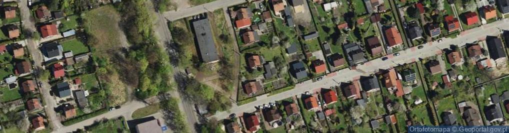 Zdjęcie satelitarne Bogusławskiego Wojciecha ul.