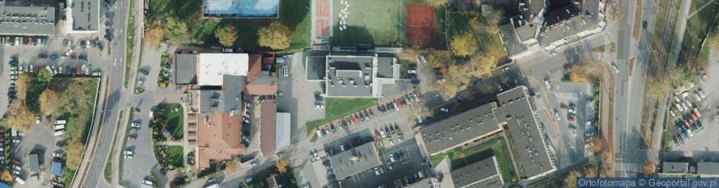 Zdjęcie satelitarne Boya-Żeleńskiego Tadeusza ul.