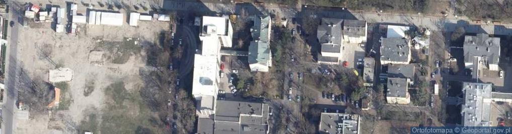 Zdjęcie satelitarne Borzymowskiego Marcina ul.