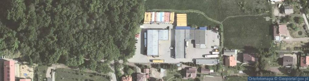 Zdjęcie satelitarne Bochnaka Adama, prof. ul.