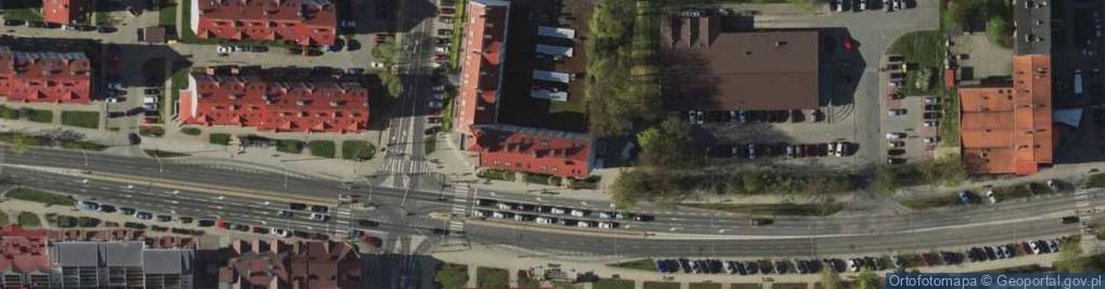 Zdjęcie satelitarne Boenigka Jana ul.