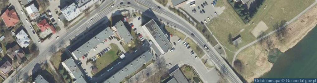 Zdjęcie satelitarne Borelowskiego Marcina, płk. ul.