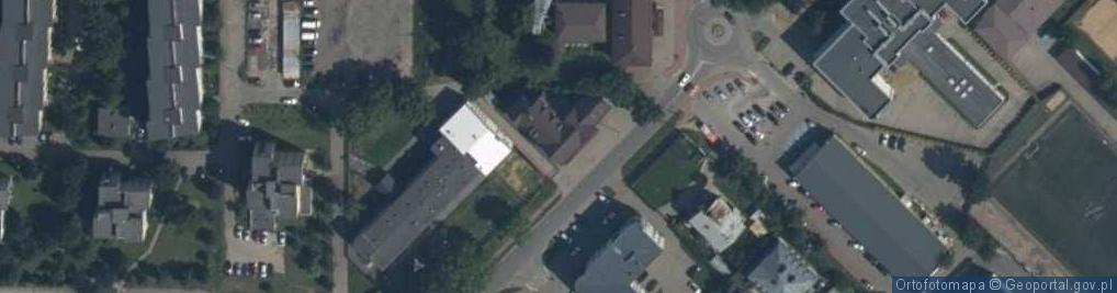 Zdjęcie satelitarne Bosco, ks. ul.