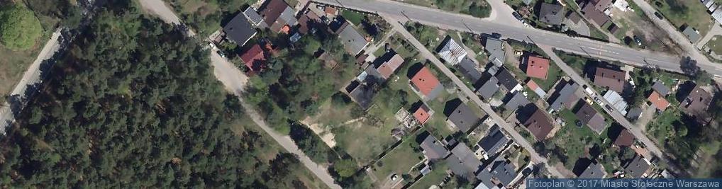 Zdjęcie satelitarne Bonaparte Napoleona ul.