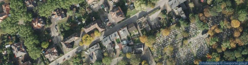 Zdjęcie satelitarne Bończyka Norberta, ks. ul.