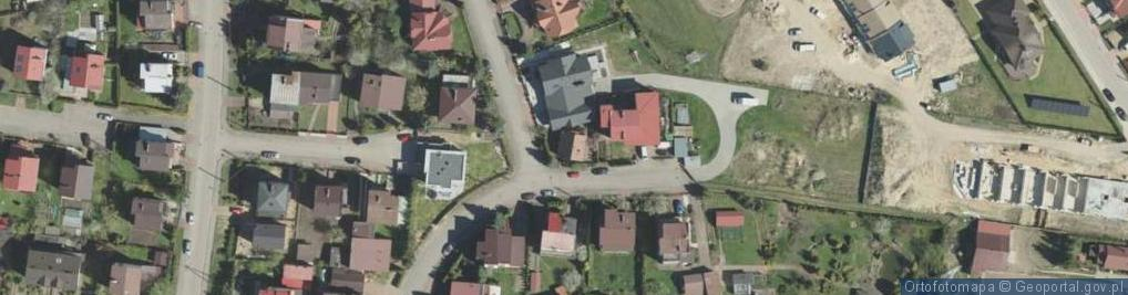 Zdjęcie satelitarne Brodowicza Zygmunta ul.