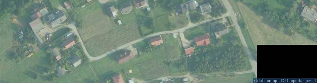 Zdjęcie satelitarne Brzączowice ul.