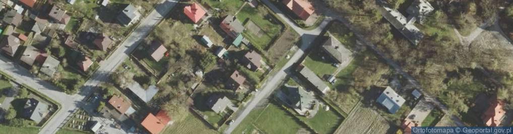 Zdjęcie satelitarne Braci Gierymskich ul.