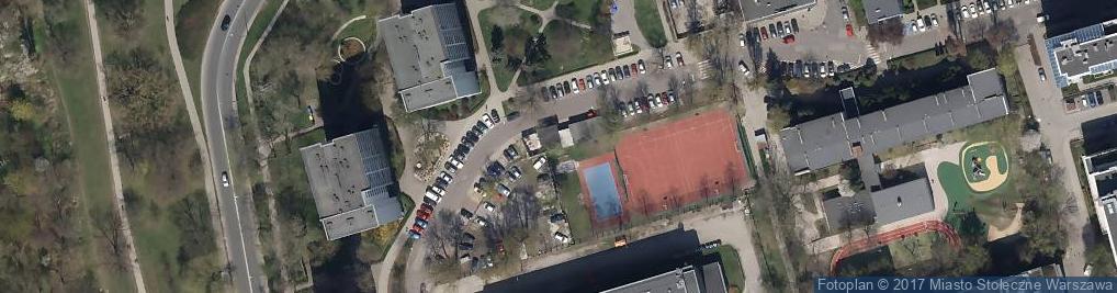 Zdjęcie satelitarne Bruna Giordana ul.