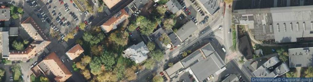 Zdjęcie satelitarne Brysza Wiktora ul.