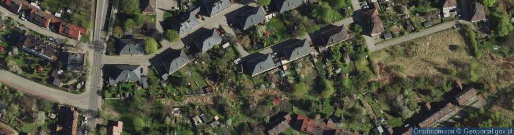 Zdjęcie satelitarne Brola Henryka ul.