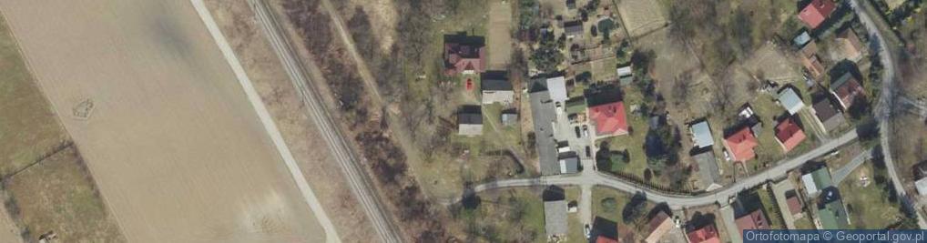 Zdjęcie satelitarne Buszkowiczki ul.