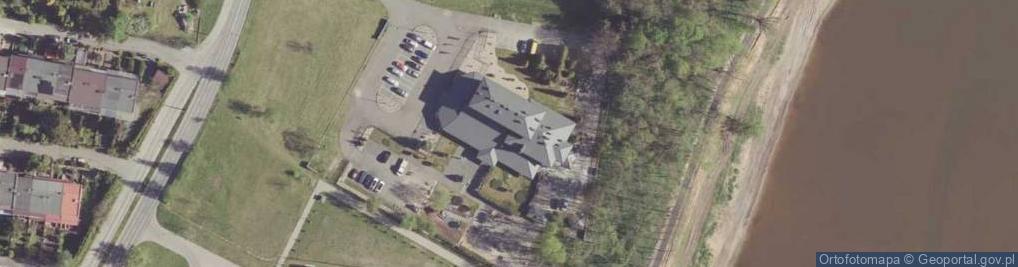 Zdjęcie satelitarne Bulwarowa ul.
