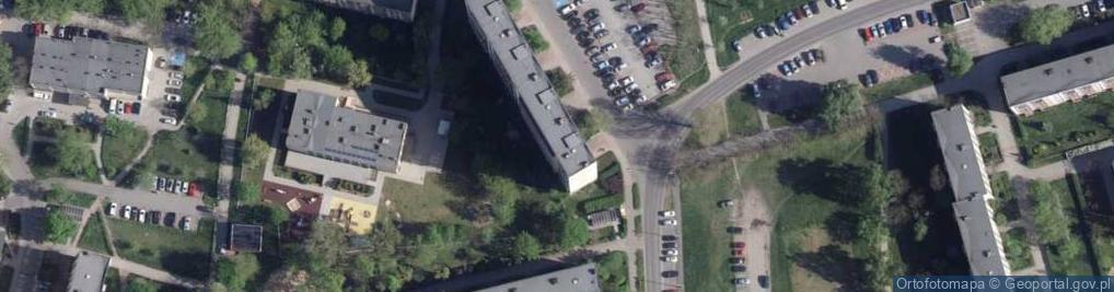 Zdjęcie satelitarne Buszczyńskich Józefa i Sylwestra ul.