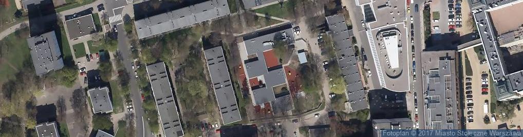 Zdjęcie satelitarne Bukietowa ul.