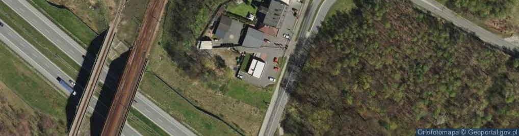 Zdjęcie satelitarne Celna ul.