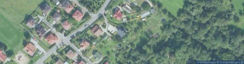 Zdjęcie satelitarne Ceglarza Stanisława ul.