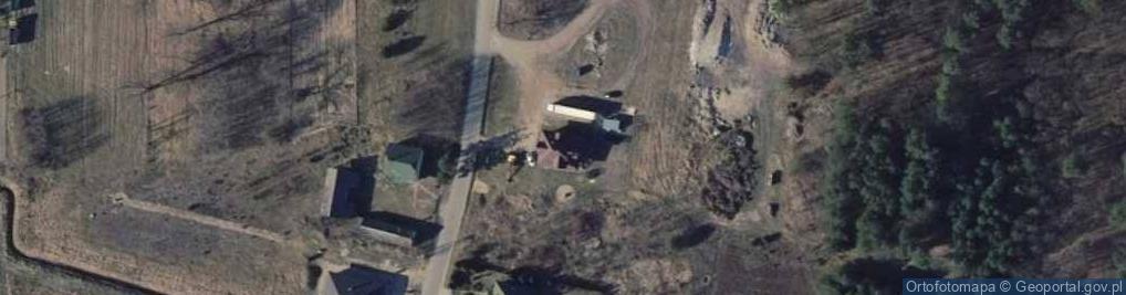 Zdjęcie satelitarne Cerekiewska ul.