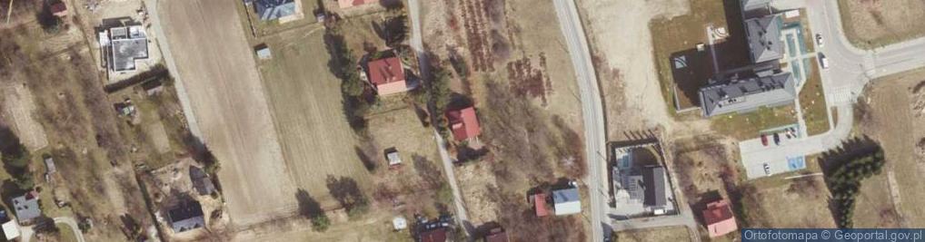 Zdjęcie satelitarne Celownicza ul.