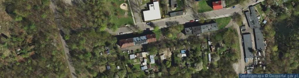 Zdjęcie satelitarne Chroboka Ludwika ul.