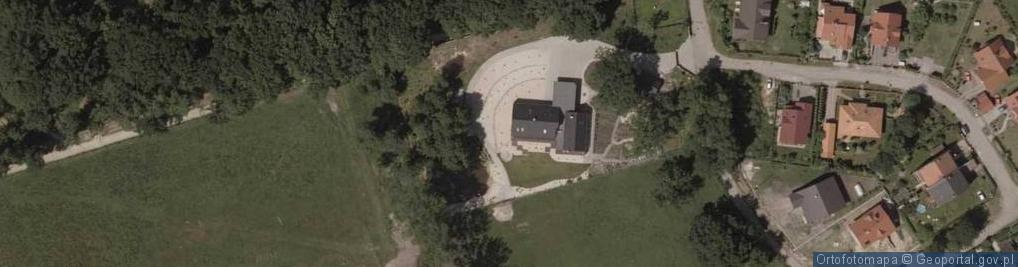 Zdjęcie satelitarne Chocianowiec ul.