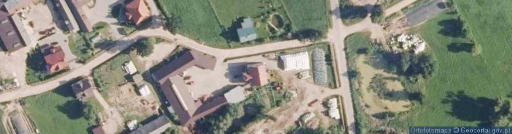 Zdjęcie satelitarne Chyliny ul.