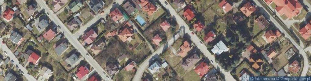 Zdjęcie satelitarne Chłopickiego Józefa, gen. ul.