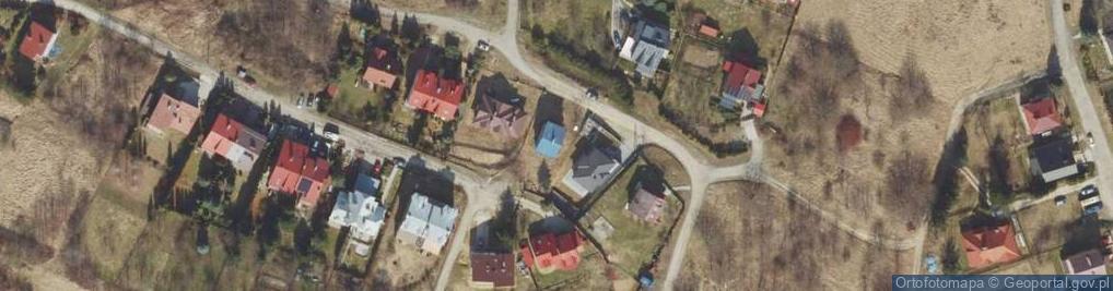 Zdjęcie satelitarne Chocimska ul.