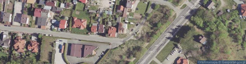Zdjęcie satelitarne Chodkiewicza Jana Karola, hetm. ul.