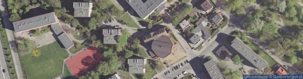 Zdjęcie satelitarne Chałubińskiego Tytusa ul.
