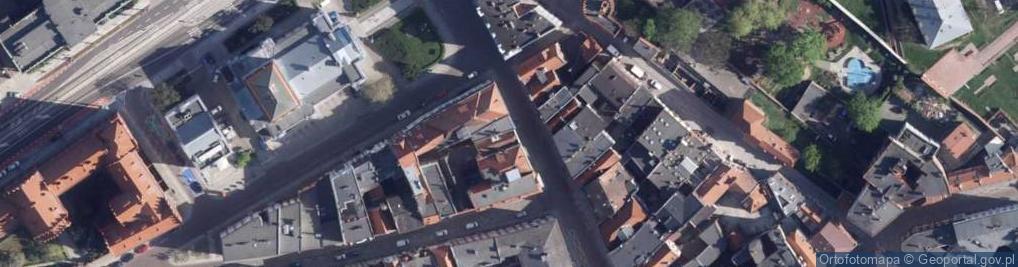 Zdjęcie satelitarne Chełmińska ul.