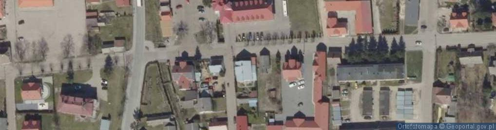 Zdjęcie satelitarne Choroszczańska ul.