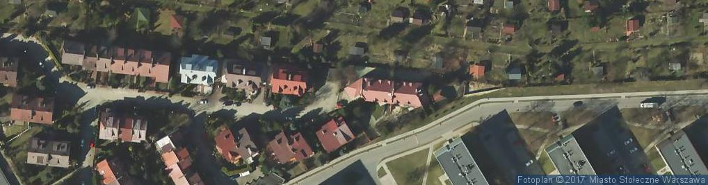 Zdjęcie satelitarne Chłapowskiego Dezyderego, gen. ul.