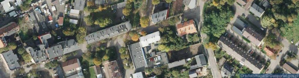 Zdjęcie satelitarne Chojnickiego Józefa ul.
