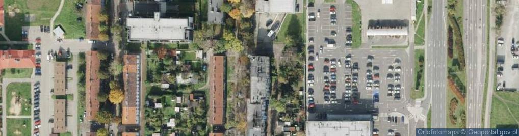 Zdjęcie satelitarne Chełmońskiego Józefa ul.