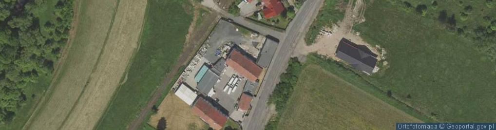 Zdjęcie satelitarne Cieplicka ul.