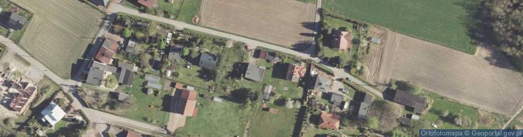 Zdjęcie satelitarne Ciasna ul.